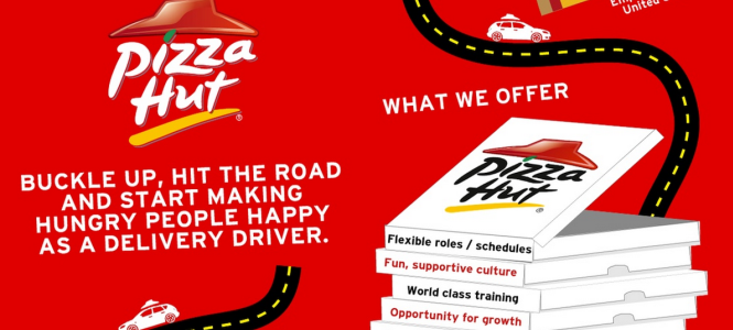 Cultural mistakes of pizza hut