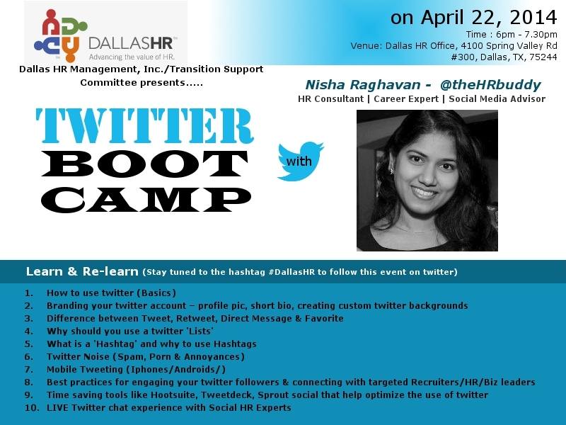 TwitterBootcamp Dallas