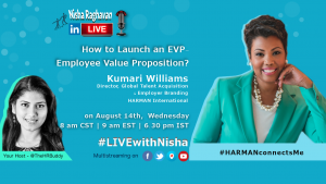 NishaRaghavan w-Kumari Williams-Employer branding